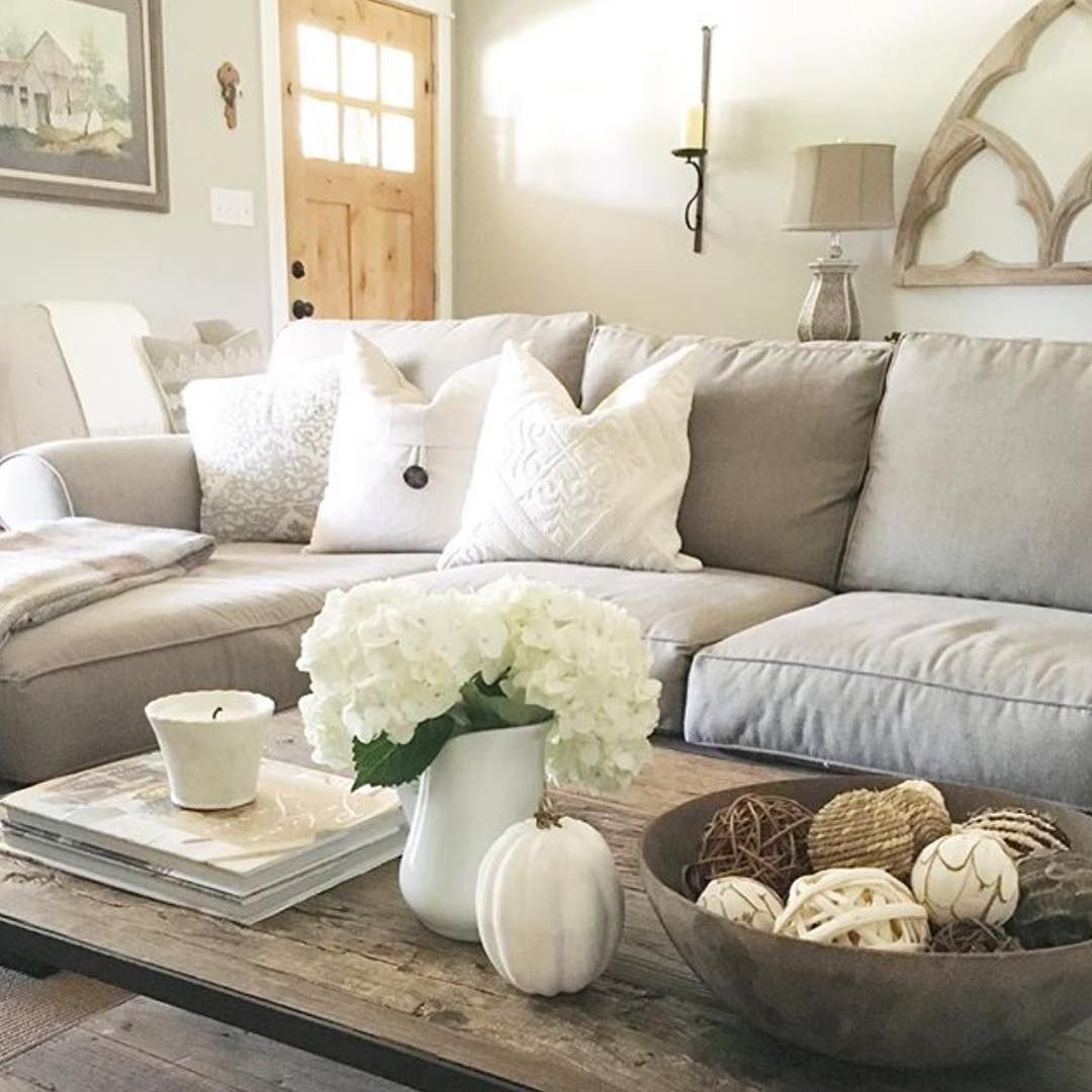 Pin by Little Yellow Cottage on ***Cozy Cottage Living Rooms ...