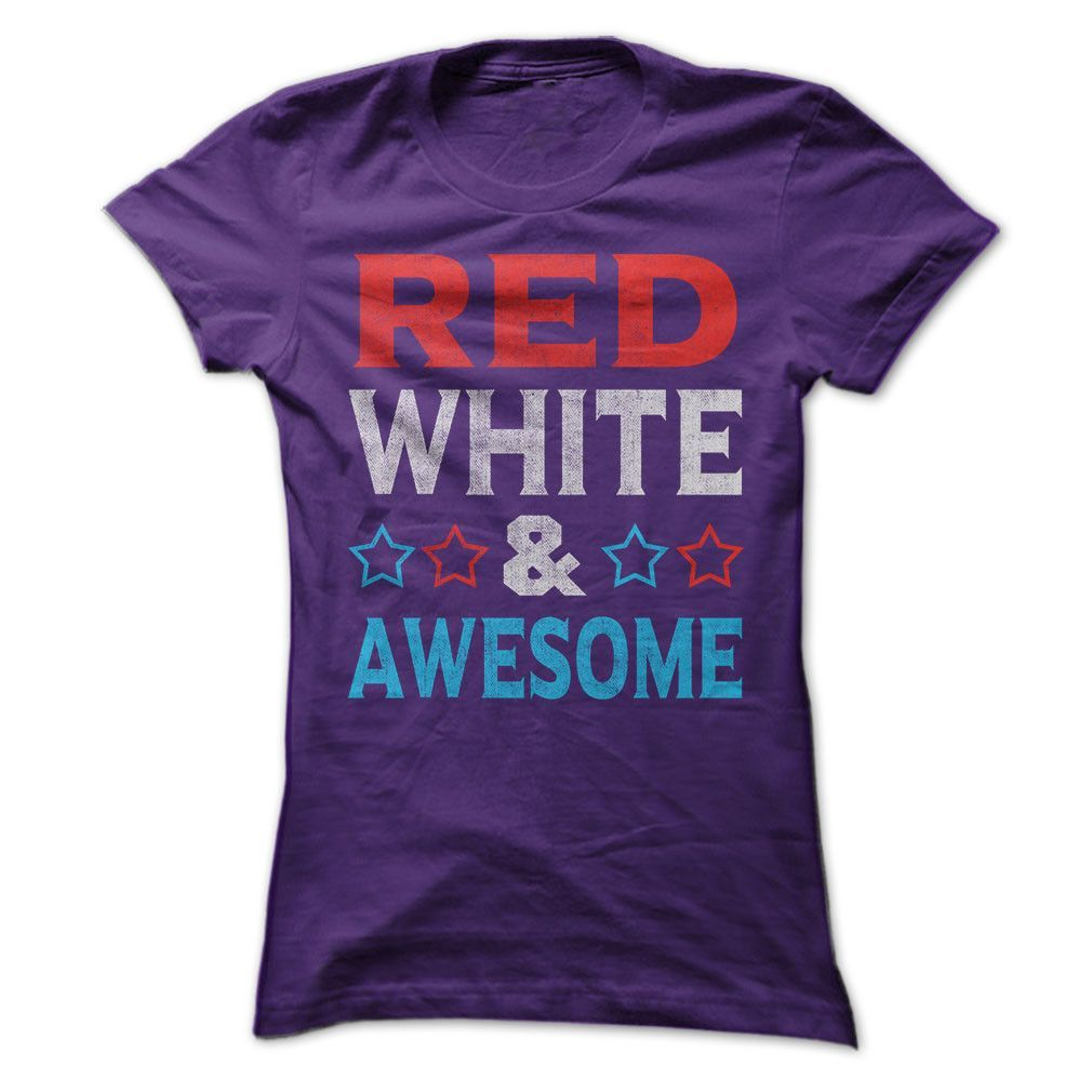 Red White And Awesome