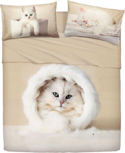 Ziggy bassetti lenzuola collezione animali citt o paesaggi cats animals e bed for Biancheria letto bassetti