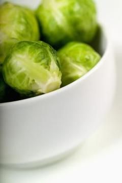 How to harvest Brussels sprouts seeds