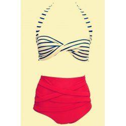 Swimwear - Cute Vintage High Waisted Swimwear & Bikini Swimwear For ...