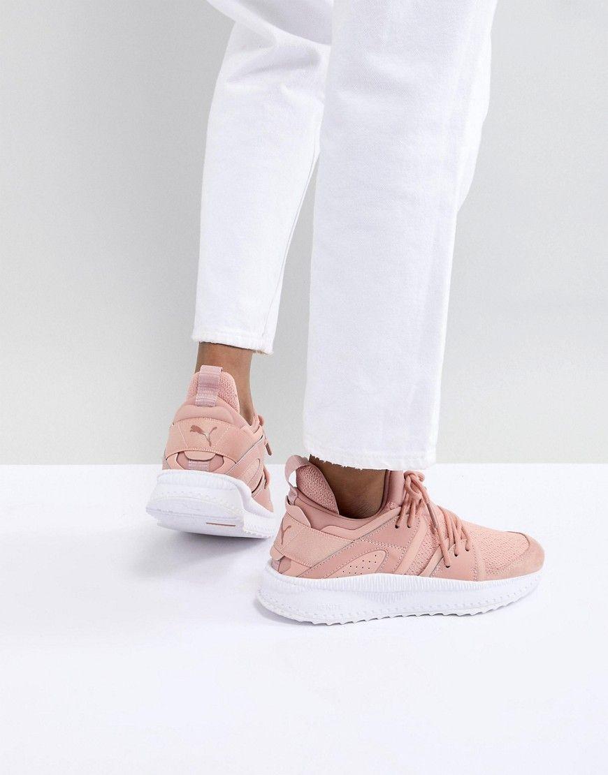 AboutYou | Damen Puma TSUGI Blaze Sneaker Damen rosa