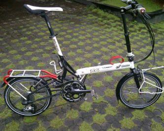 Tikit Bike Friday Folding Bike