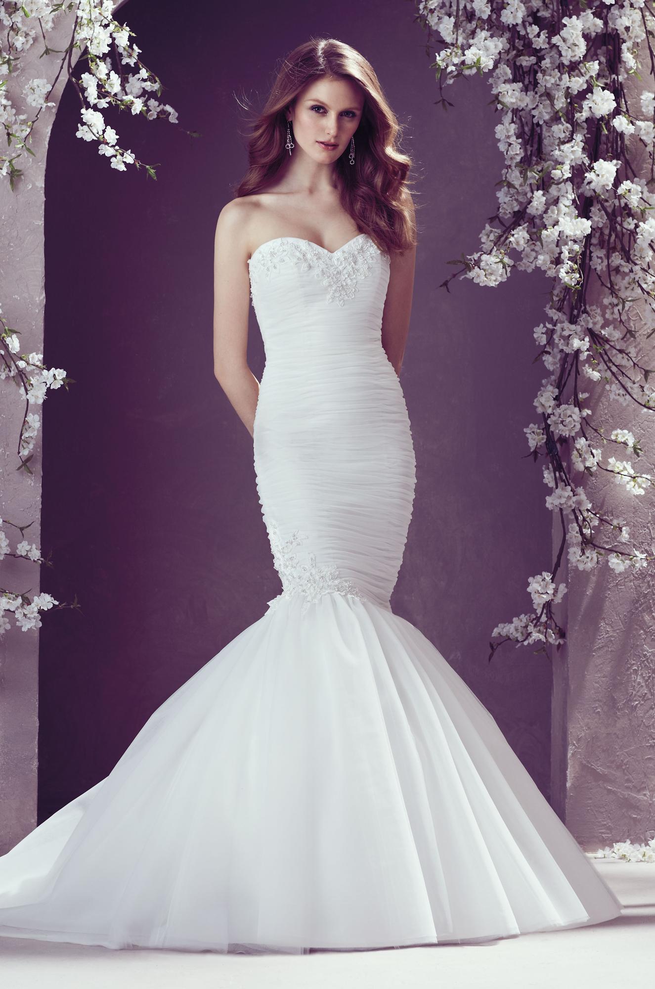 Mikaella 1806 – SIZE 12 – Ellie\'s Bridal Boutique (Alexandria, VA ...