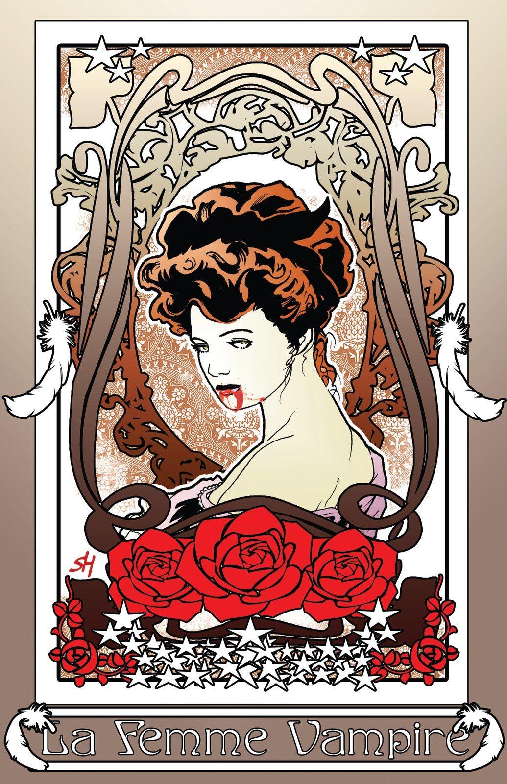 7469a38f3ed55 art nouveau posters | Art Nouveau Posters | {habileté ~ Poster ...