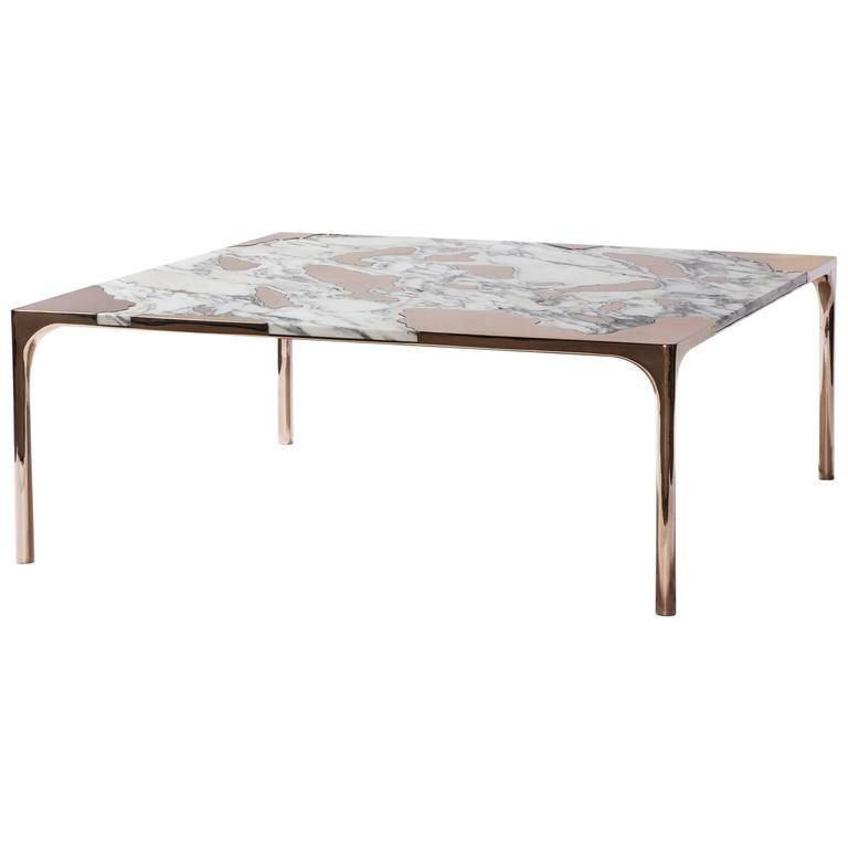 Gt2p Marble Vs Bronze Coffee Table 2015 1 Coffee Table
