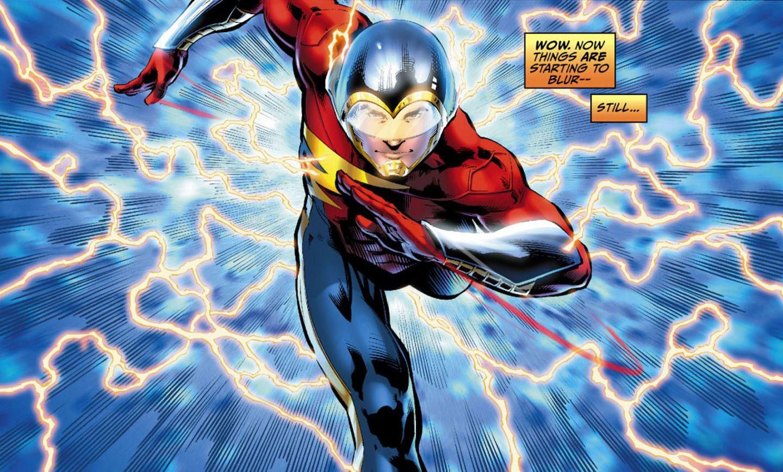 Jason Jay Garrick Earth 2 Dc Comics Heroes Dc Comics