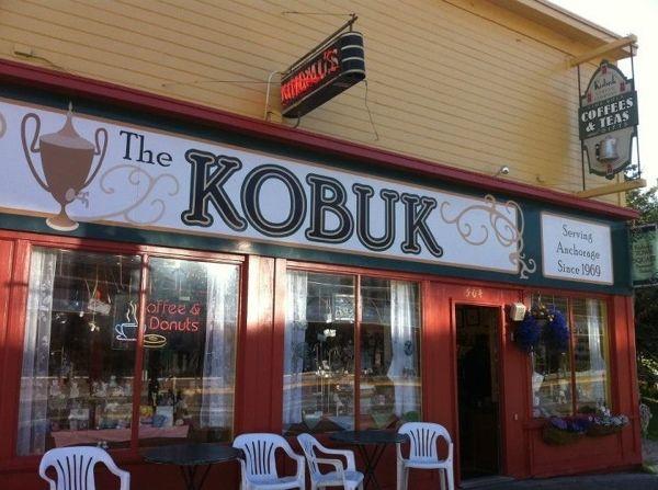Kobuk coffee co anchorage