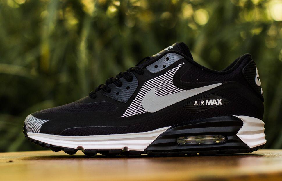 Nike Air Max Lunar90 WR 'BlackWhite' | Nice Kicks