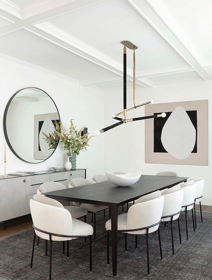 Photo of 31 Sleek, Modern Dining Chairs