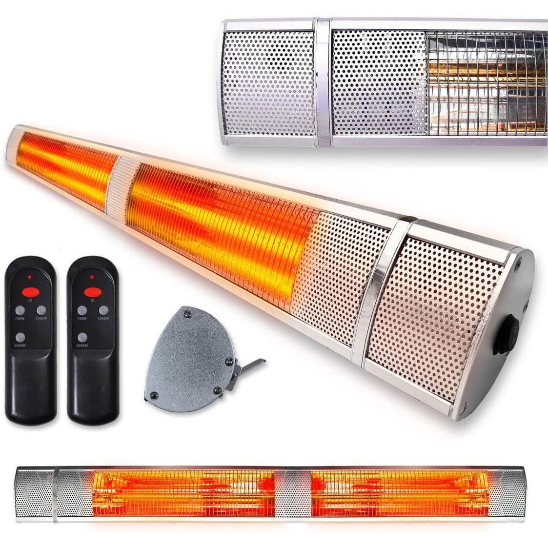 Bathroom Heater Radiant Heaters, Infrared Wall Heaters Bathroom
