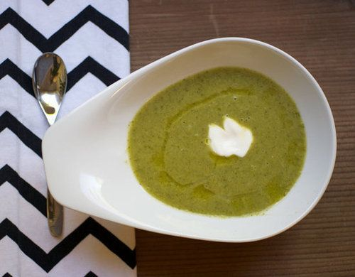 If it's good enough for the White House, it's good enough for your house! Give Michelle Obama's nutrient-packed broccoli soup a try.