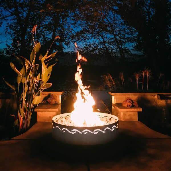 Fire Surfer Fire Pit | WoodlandDirect.com: Outdoor Fireplaces: Fire Pits -  Wood, Fire Pit Art | Fire Pits | Pinterest | Surfers - Fire Surfer Fire Pit WoodlandDirect.com: Outdoor Fireplaces: Fire