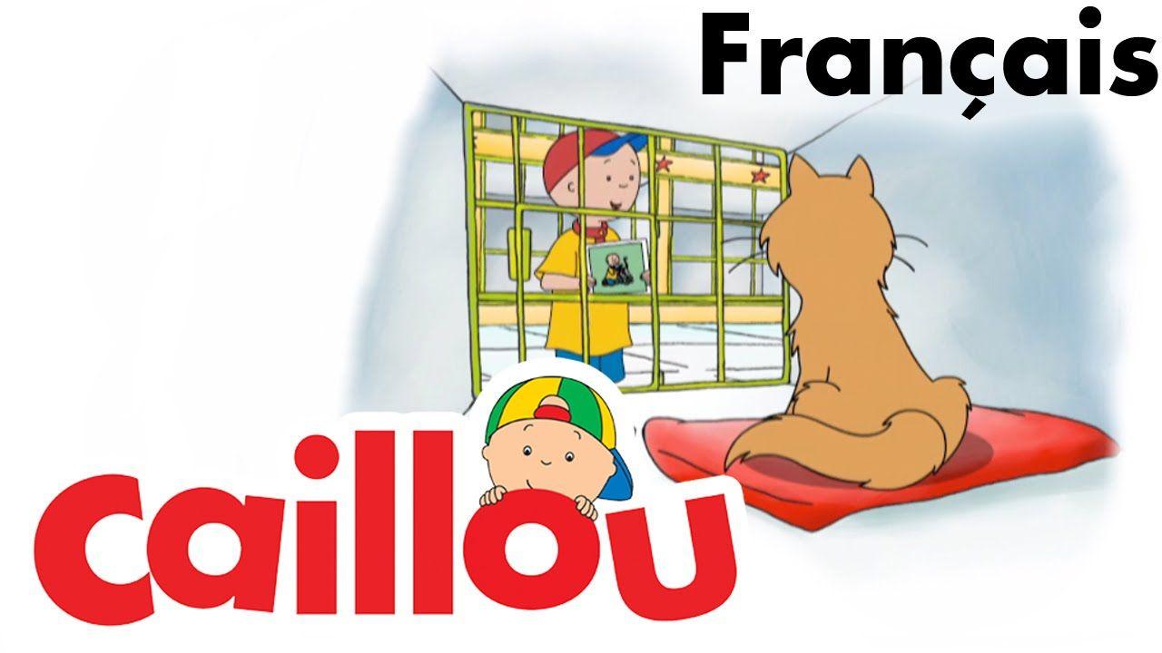 Caillou FRANÇAIS - Où est Gilbert? (S04E01) | mili | Pinterest ...