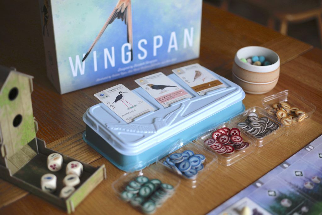 12 Wingspan Strategy Tips To Win And Make Your Birds Happy Board Games Fun Board Games Arts And Crafts For Kids