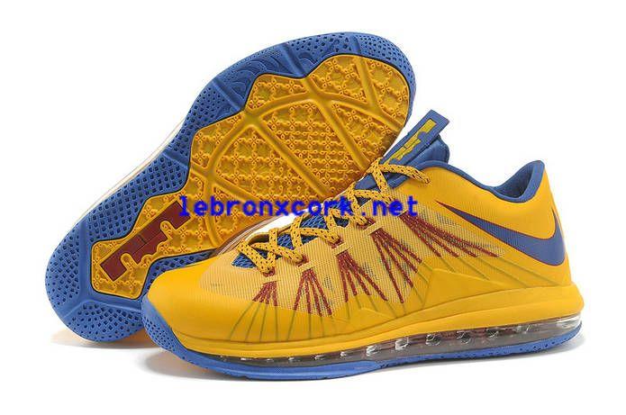 huge discount fcd2f 0bcca Cheap Air Max Lebron 10 Lows Hwc Yellow Royal Blue 541100 003