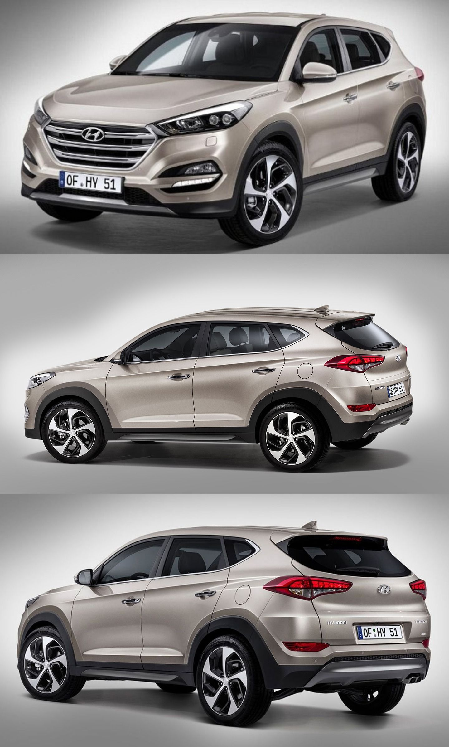 new hyundai tucson unveiled in the uk nouvelle voiture voitures et bonheur. Black Bedroom Furniture Sets. Home Design Ideas