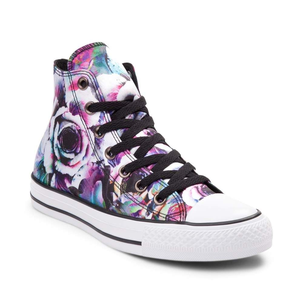15af221536c Converse Chuck Taylor All Star Hi Dead Floral Sneaker