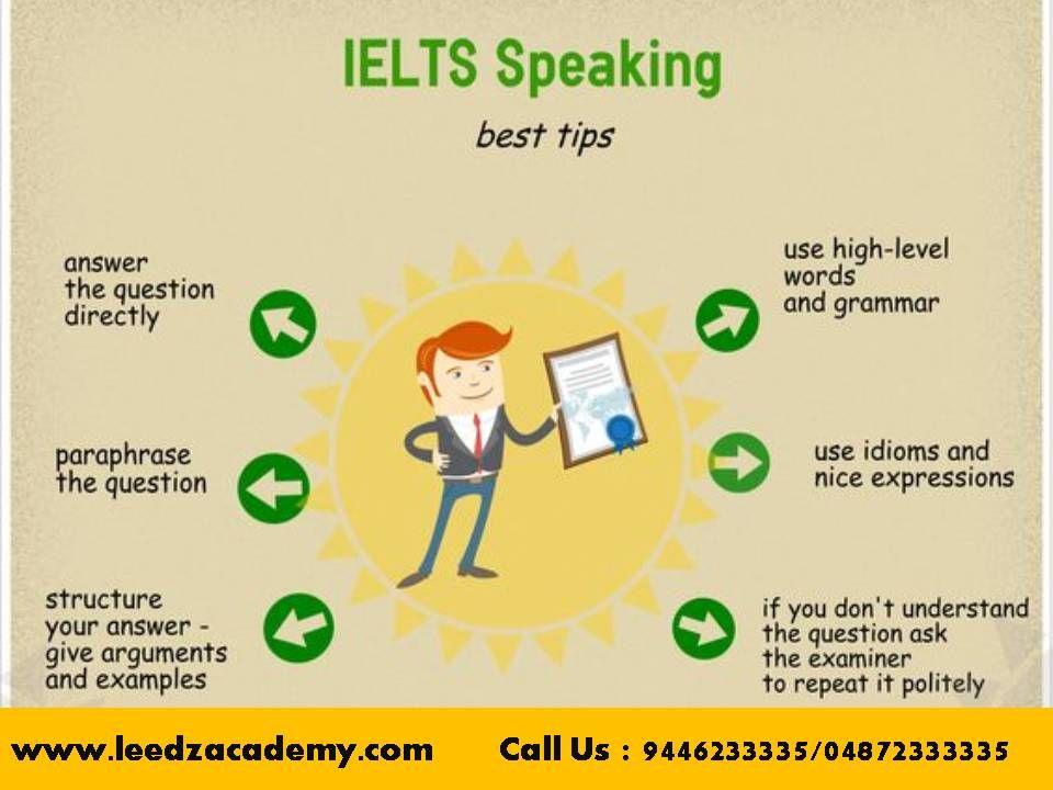 IELTS Speaking Tip Keep Talking IELTS Speaking Tip Use An - World most talking language
