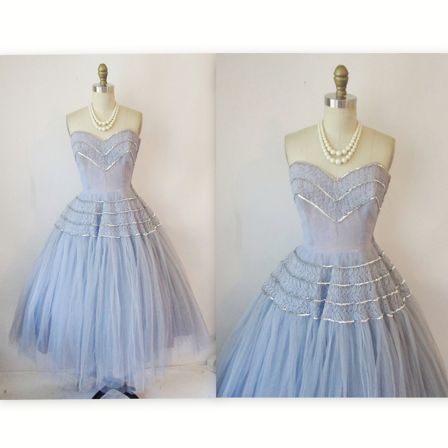 Beautiful 50s Style Prom Dresses Ensign - Wedding Dress Ideas ...