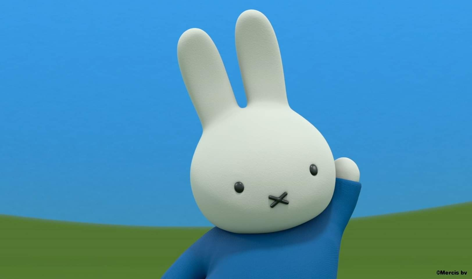 Oh Hey There Miffy ミッフィー 壁紙 ネップリ ピングー