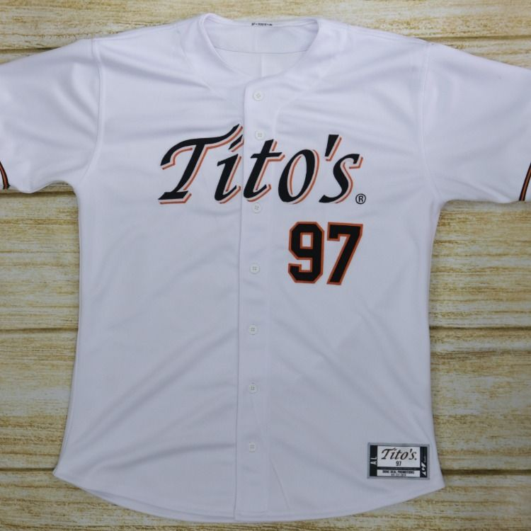 Tito S Custom Baseball Jerseys Created At Done Deal Promotions In Morton Grove Il Create Your Own Cust Custom Uniform Custom Baseball Jersey Custom Baseballs
