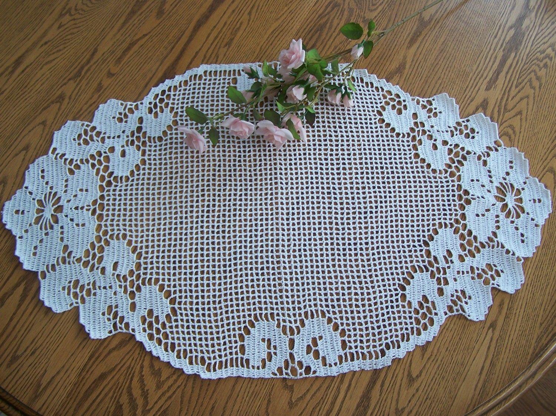 Etsy Crochet Patterns Free   Crochet Pattern Central - Free Doily ...