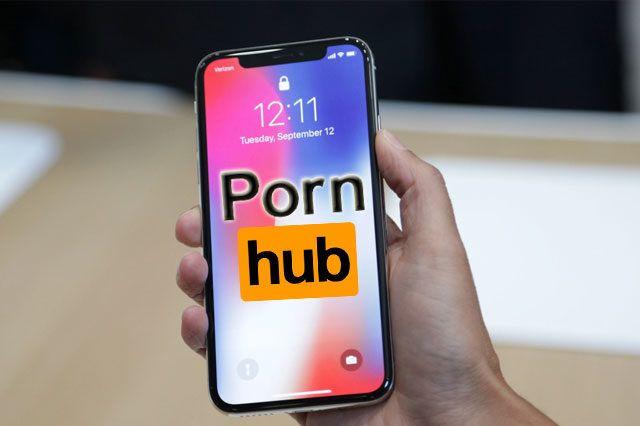 Hub iphone xxx