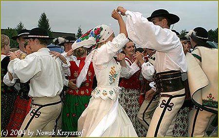 Polish Highlands, Podhale, Gorale