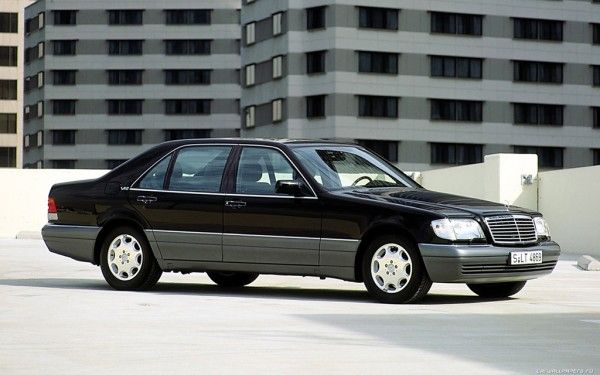 Mercedes Benz S Class W140 1991 1998 With Images Mercedes