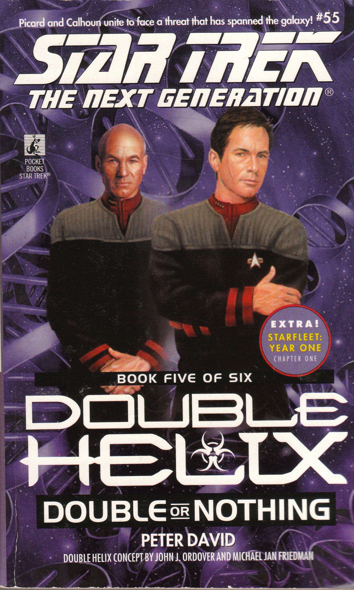 Double Helix 5 Star Trek Books Star Trek Star Trek Ships