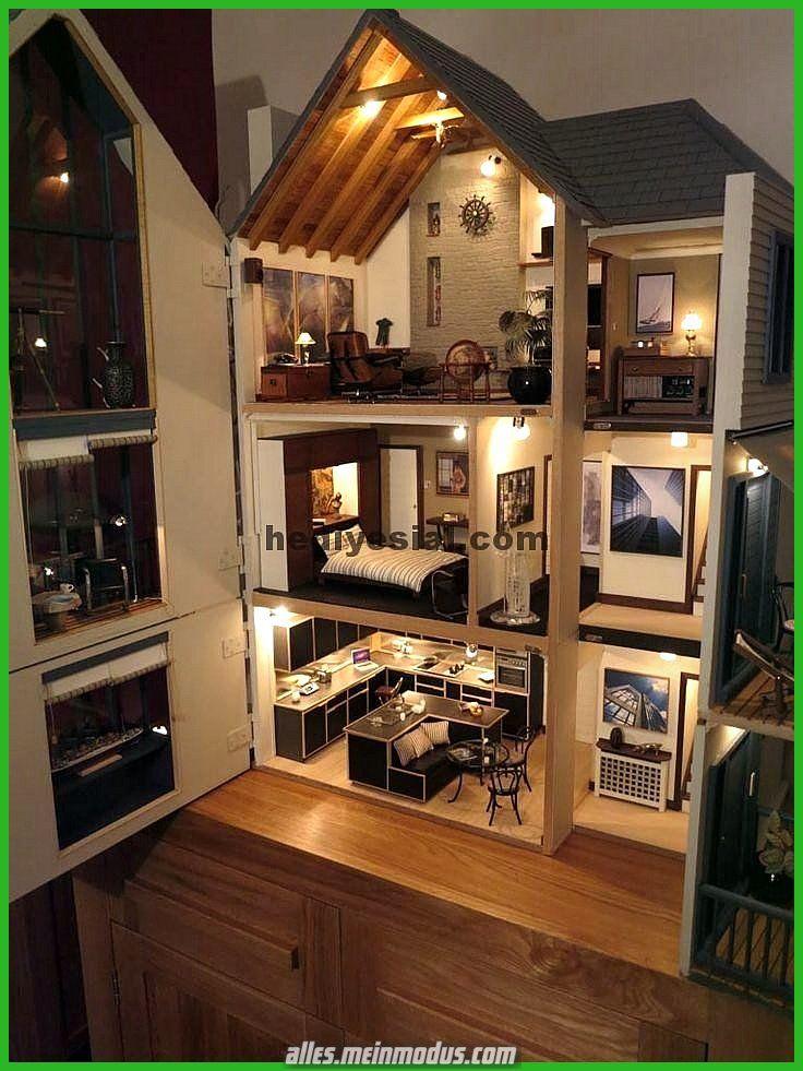 Lakeview House, Dolls House Emporium von Mike Adamson - Dolls Houses Ve ... - alles.meinmodus.com #miniaturedolls