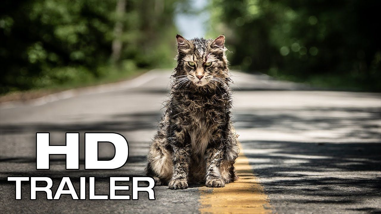 PET SEMATARY Official Trailer (2019) Stephen King Horror