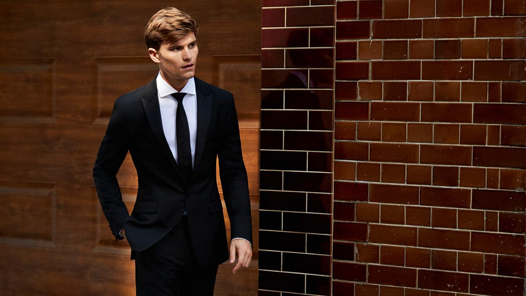 Formal outfit for him by boss hugo boss suit formal