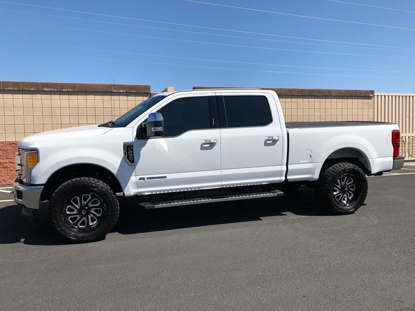 Awesome Great 2017 Ford F 250 Lariat Ford F250 Powerstroke Diesel