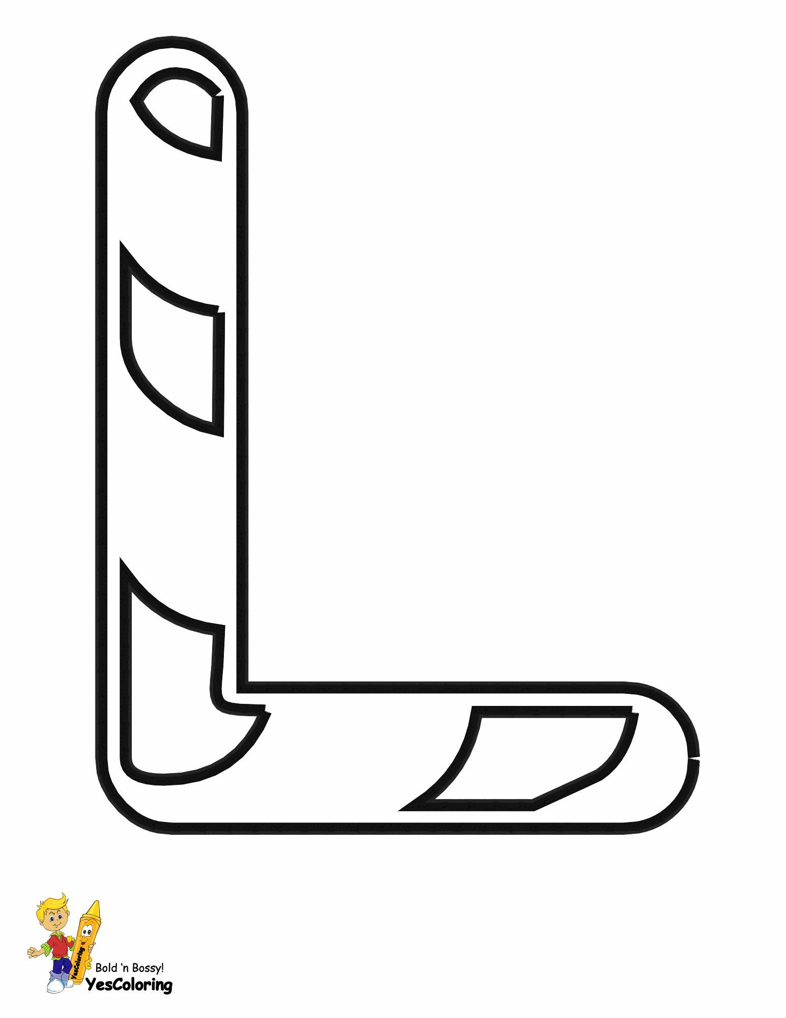 Letter L Coloring Pages New Coloring Pages Sheet Christmas Candy Cane Alphabet Abc Coloring Pages Flag Coloring Pages Christmas Coloring Pages