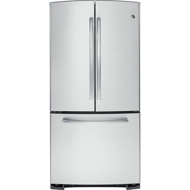Ge Appliances Gns23gshss 227 Cu Ft French Door Refrigerator