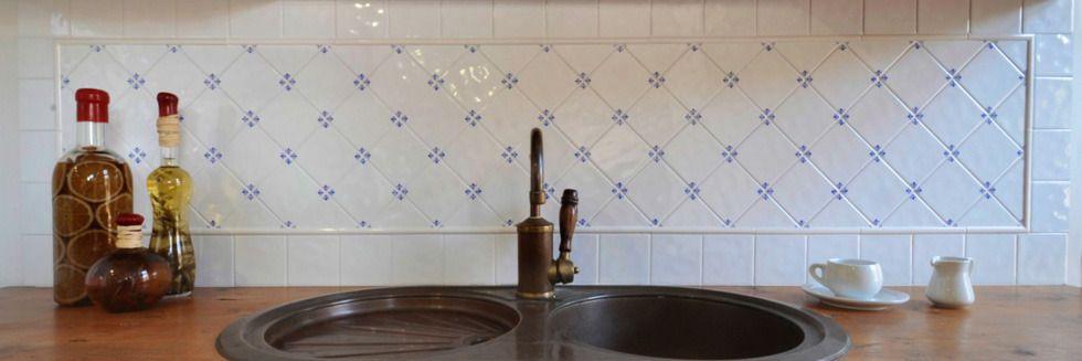 Delft Collection tiles - backsplash | HOUSE Kitchen