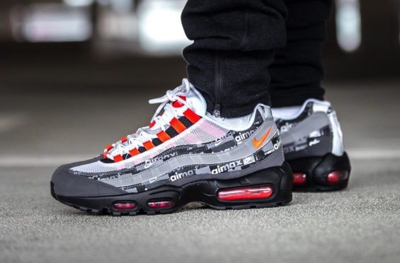 f68a777591 Get Ready For The atmos x Nike Air Max 95 We Love Nike | Sport shoes ...