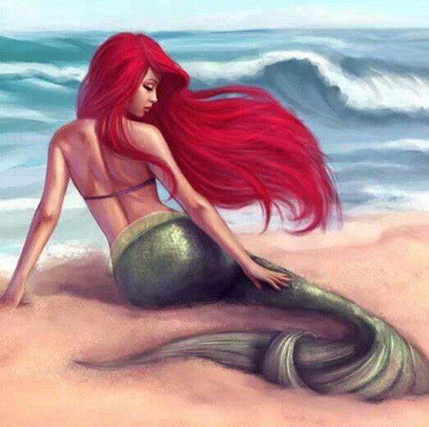 The Little Mermaid Drawings Tumblr