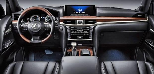 2018 Lexus Lx 570 Interior Lexus Lexus Cars Cars Lexus Lx570