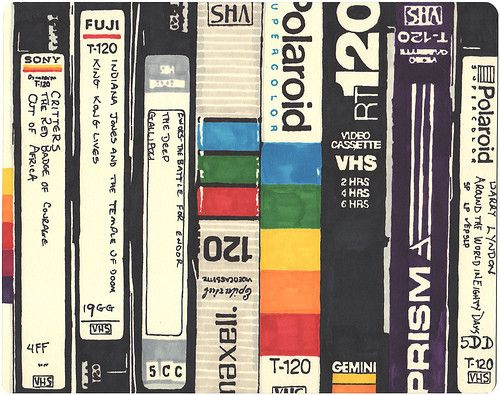 Http Vi Sualize Us View 64fdb90db58fb19b69ce77391dd97110 Sharpie Drawings Vhs Vhs Tapes