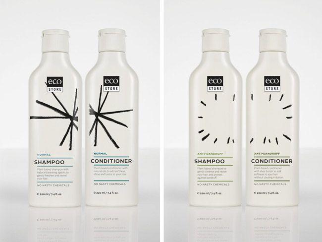 Ecostore Eco Store Bottle Design Packaging Design