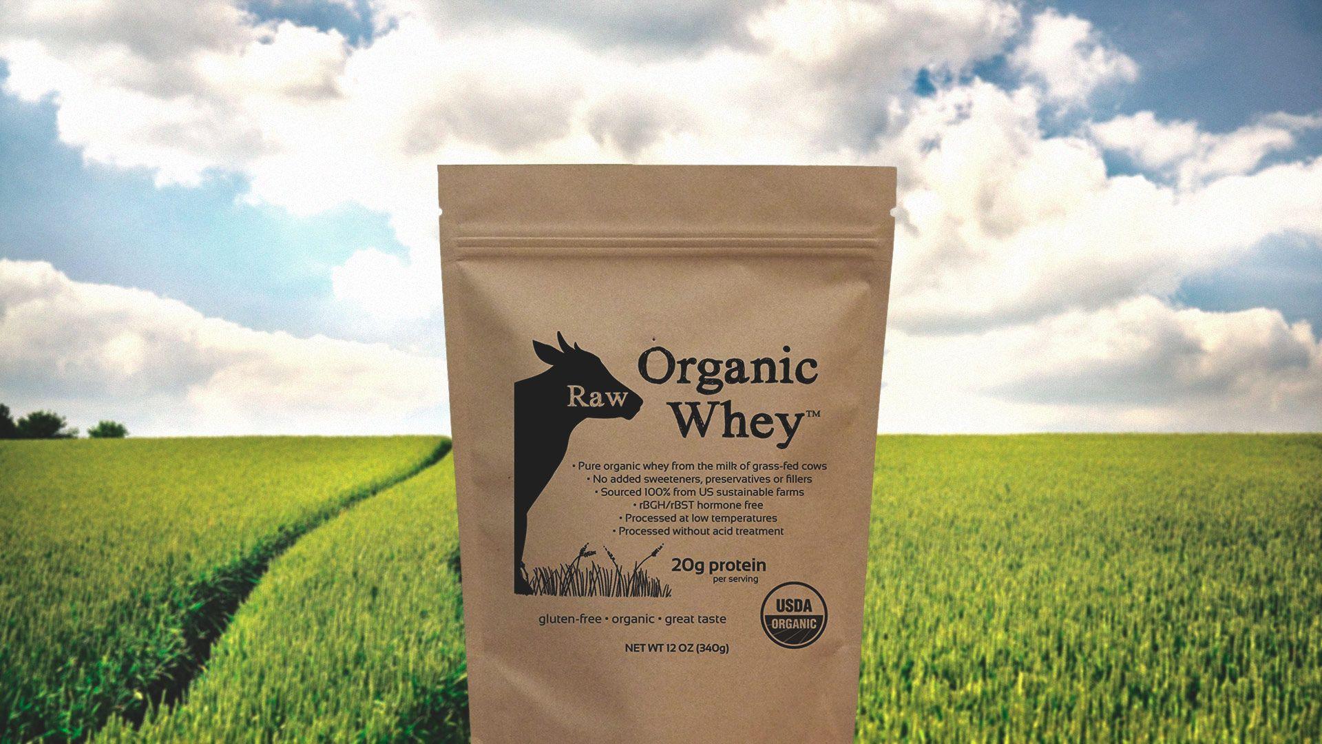 Organic Whey Protein Powder From Raw Organic Whey Organic Newsroom Organic Whey Protein Organic Whey Protein Powder Organic Protein Powder