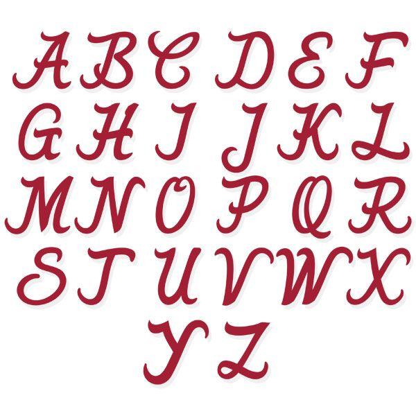 Alabama monogram font cuttable design cut file vector