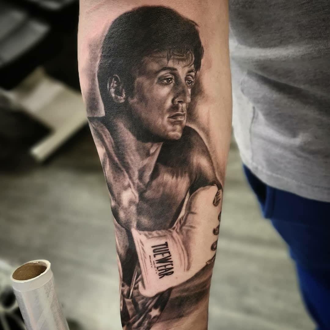 Pin By Plan B On Rocky Balboa My Idol Future Tattoos Body Art Tattoos Art Tattoo
