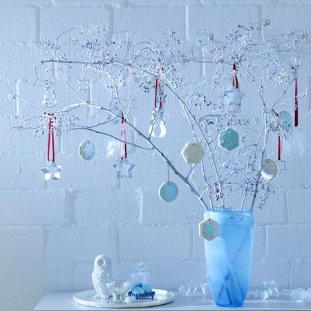 Winterdeko für Weihnachten selber machen - so gehtu0027s Wonderful time - wohnideen selbermachen weihnachten