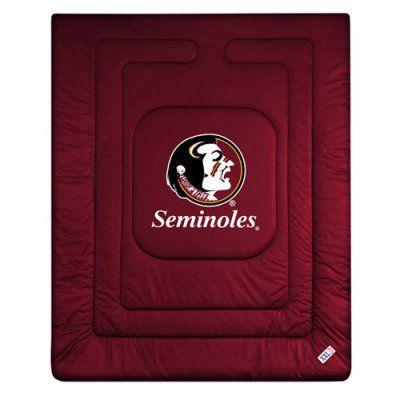 Sports Coverage College Locker Room Comforter - 04JRCOM4FLSQUEN