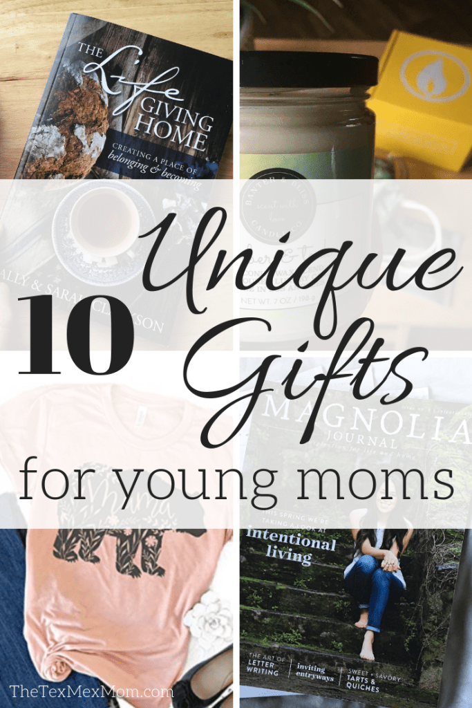 Gifts For Young Moms Giftguide Young Mom Young Mom Gifts Christmas Mom