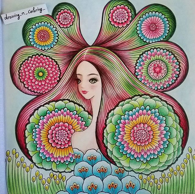 I had fun with this one! #fairyshampoocoloringbook #fairyshampoo #coloringbook #livredecoloriage #coloringtherapy #coloringtime #coloringantistress #coloriage #coloring #coloriagepouradulte #coloringforadults  #coloriageantistress #coloring_secrets #coloring_masterpieces #desenhoscolorir #bayan_boyan #marcoraffinepencils #marcoraffine #coloringisfun #coloringaddict #coloringoftheday